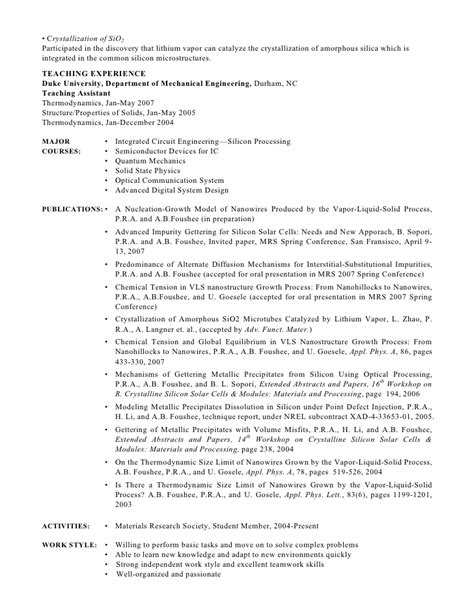 sample resume phd candidate danayaus