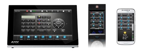 rocketgui amx crestron system programming and