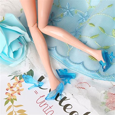 High Heels Ns05 Abu Htm 53 50 pairs different high heel shoes boots accessories for doll buy in uae