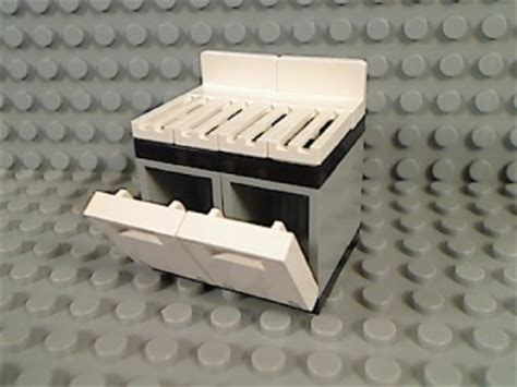 lego kitchen island lego kitchen refrigerator sink dishwasher stove island