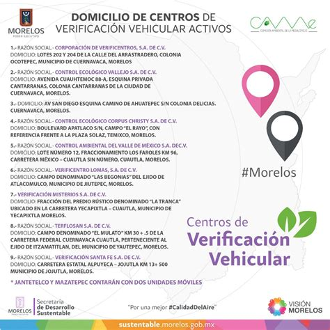 tarifas de verificacion vehicular en el estado de mexico verifica noticias mant 233 n al d 237 a tu auto
