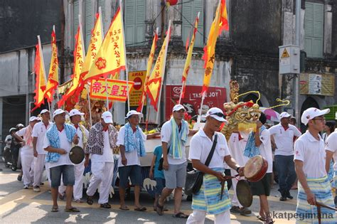 new year penang 2015 hokkien new year celebrations procession on foot