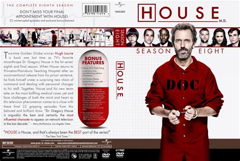 house md season 8 house md season 8 tv dvd custom covers house md season 8 custom dvd covers