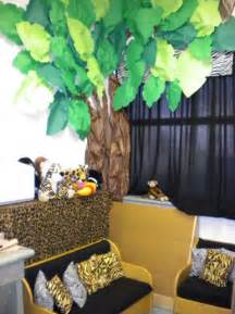 jungle safari themed classrooms clutter free classroom