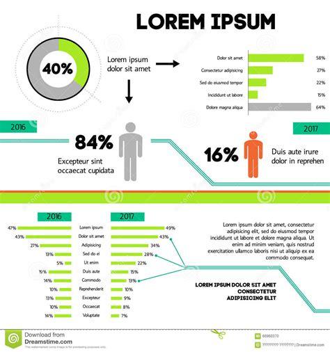 web design layout statistics infographic concept scheme statistics graphic design
