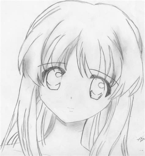 imagenes anime faciles de dibujar dibujos de anime dibujos