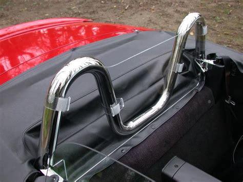 mazda mx mk  mk wind deflector    fit  style chrome  roadster