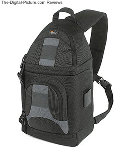 lowepro slingshot 200 aw review