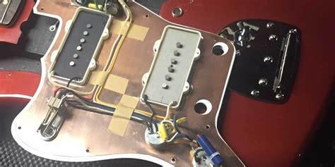 upgrading jazzmaster electronics unleash  potential