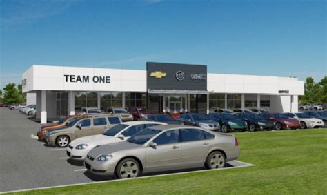 team one chevrolet team one chevrolet buick gmc in buick