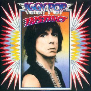instinct (iggy pop album) wikipedia