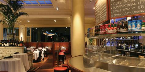 The Oceanaire Seafood Room Boston Ma by Shawmut