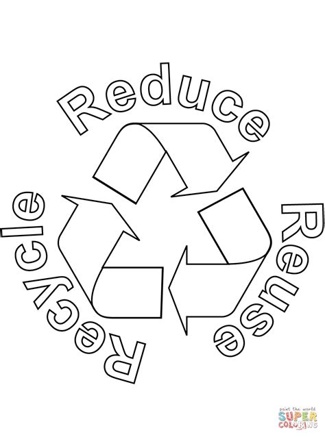 coloring pages for recycling recycling coloring pages az coloring pages