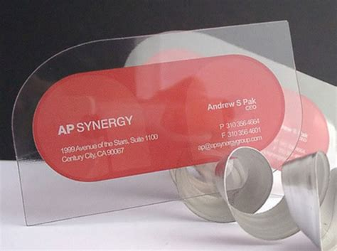 how to make plastic business cards 20 beautiful creative business card design ideas for