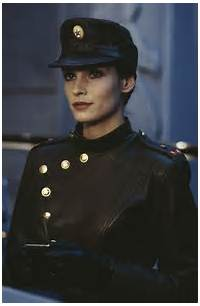 Famken Janssen In GoldenEye  007 Pinterest Famke Golden