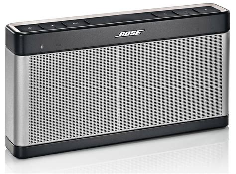Speaker Bluetooth Bose Original bose soundlink 3 bluetooth speaker audio speakers fortuna jersey