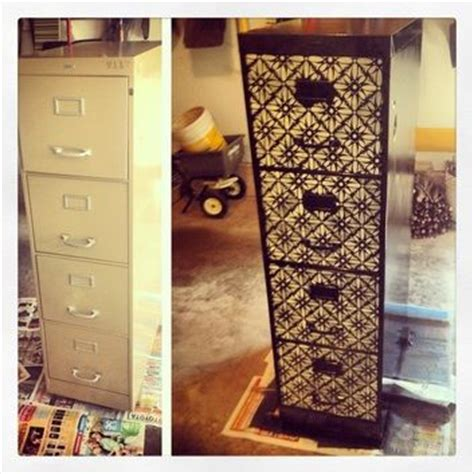 Upcycled Metal Filing Cabinet The World S Catalogue Of Ideas