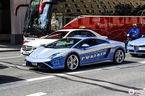 Lamborghini Gallardo Polizia Lamborghini Gallardo Lp560 4 2013 Polizia 11 June 2016
