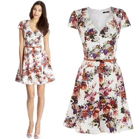Sleeve Floral Dress floral dresses with sleeves www pixshark images