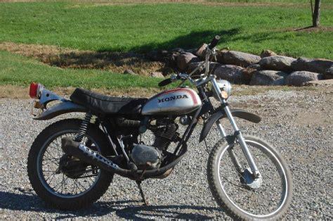 honda for sale 1971 honda sl 100 motorcycles for sale