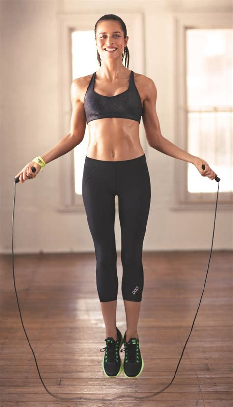 how to a from jumping on jumping rope the fastest way to get in shape youne