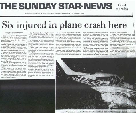 johnny plane crash updates wrestlingscout