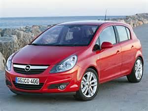 Opell Korsa Opel Corsa D 5 Door 1 3 Cdti 75 Hp