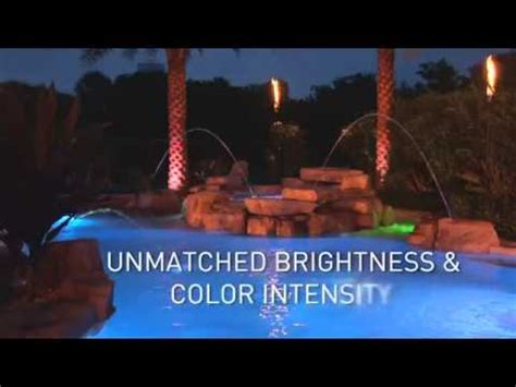 pentair pool lights color changing intellibrite 174 5g led color changing and white led pool