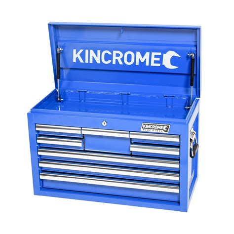 kincrome 3 drawer tool chest kincrome blue steel 8 drawer tool chest bunnings