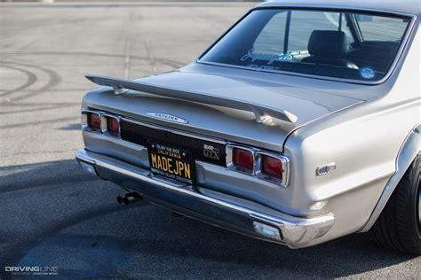 nissan 2000 gtx drive thru test driving a 1971 nissan skyline 2000 gtx