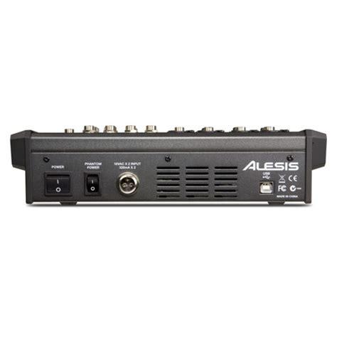 Mixer Fx Usb alesis multimix 8 usb fx 8 channel mixer with fx 16 bit