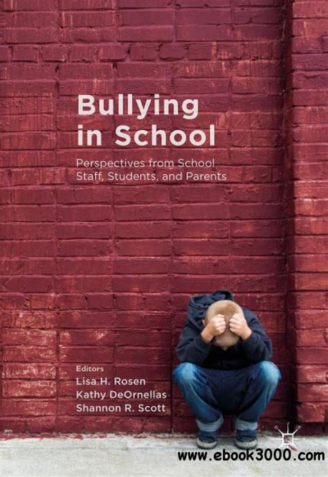 bully at school a bully s perspective books bullying in school perspectives from school staff
