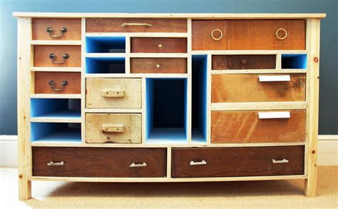 Living Room Furniture Sale Uk - upcycled chest of vintage drawers bring it on home