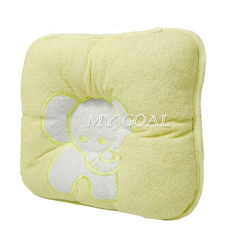 Pillow To Prevent Neck anti roll newborn baby foam infant memory pillow prevent
