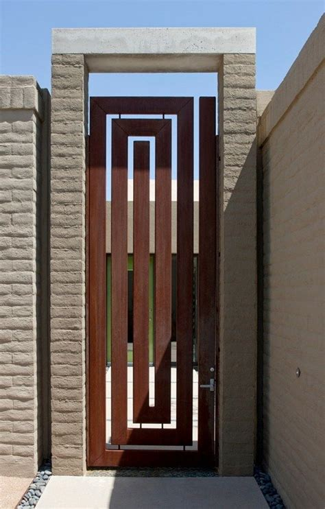 metal door designs gate love this look it would be classy to make a 3 or 4