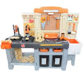Step 2 Home Depot Tool Bench The Home Depot Master Workshop Toysrus