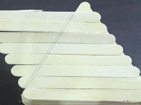 Freezer Tempat Es Krim 2 cara membuat tempat pensil dari stik es krim