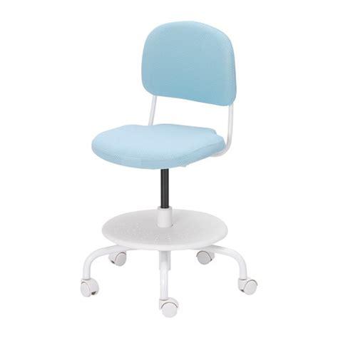 sedie da scrivania per bambini vimund sedia da scrivania per bambini turchese chiaro ikea