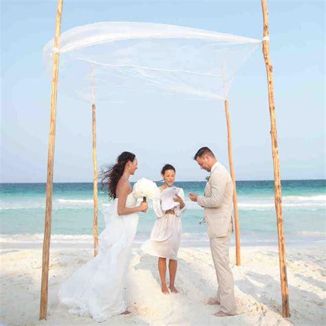 Destination Wedding by Destination Weddings Martha Stewart Weddings