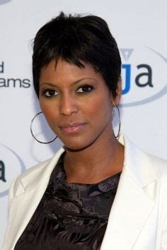 black news anchor with short hair 17 best images about tamron hall on pinterest tvs
