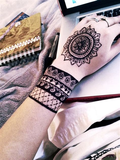best henna tattoos tumblr permanent henna