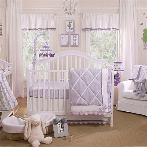 bed bath and beyond crib bedding buy petit tresor papillon 4 piece crib bedding set from bed bath beyond