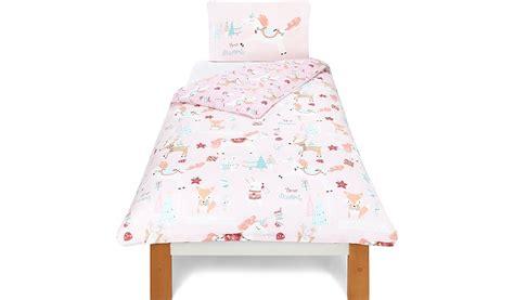 Unicorn Bedroom Asda unicorn duvet cover single home garden