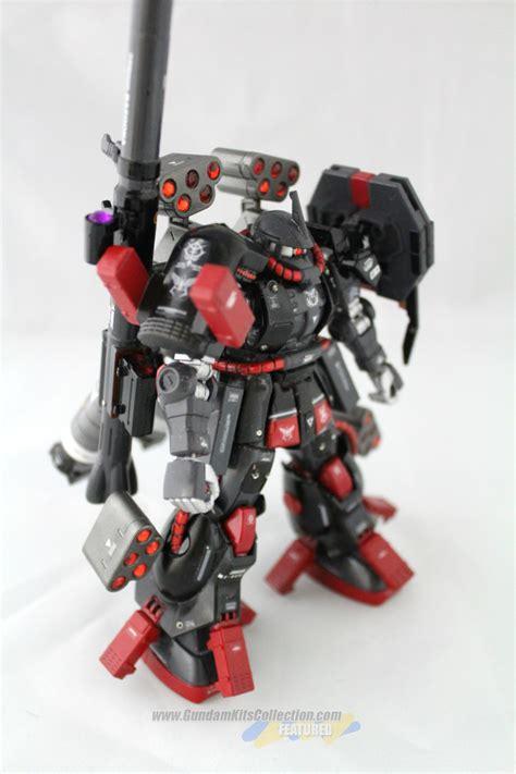 Zaku Amazing custom build hgbf 1 144 zaku amazing quot matter quot gundam kits collection news and reviews