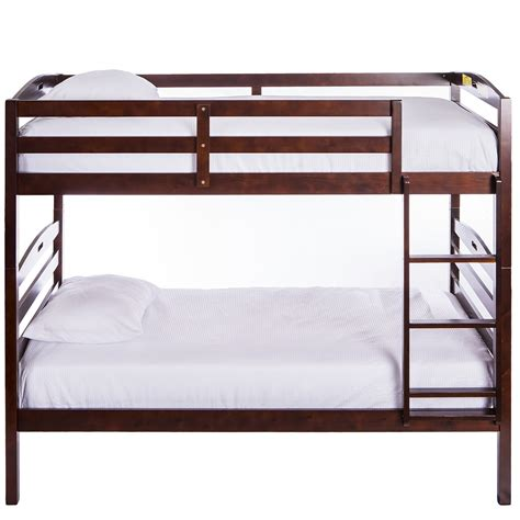 bunk bed with futon on me 2 in 1 futon bunk bed reviews wayfair