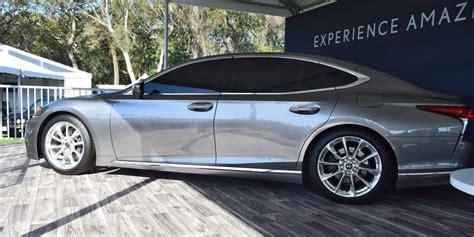 lexus ls 500 interior glass home designing trends