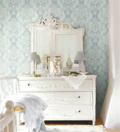 damask style bedroom ombre damask blue wallpaper traditional bedroom