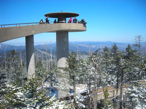 Small Picture Post Nation by File Clingman S Dome Tower On A Snowy Day Jpg