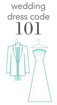 Wedding Dress Code Wedding Dress Code 101 Invitations By Dawn