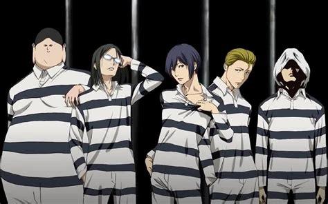 prison school opening prison school kangoku gakuen fandub espa 241 ol